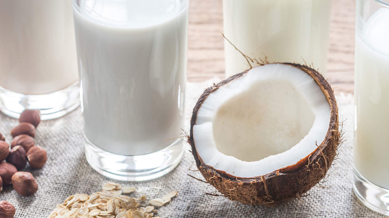 All about non-dairy milks