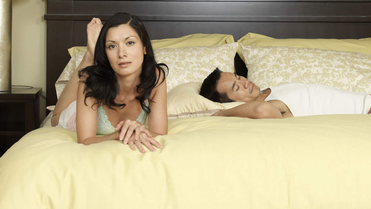Your libido may temporarily hibernate