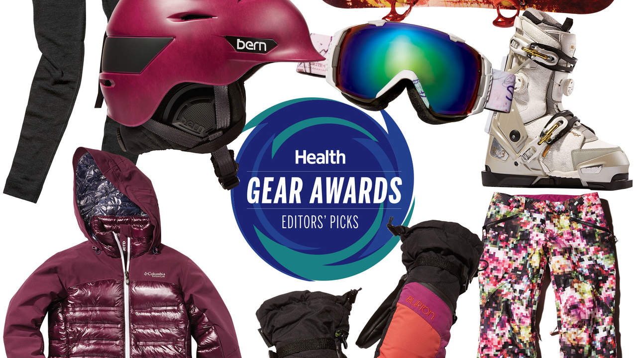 Master Mountain Style With This Ski and Snowboard Gear