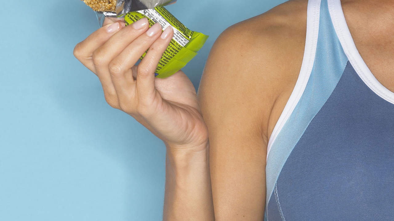 save protein bars for after your workouts