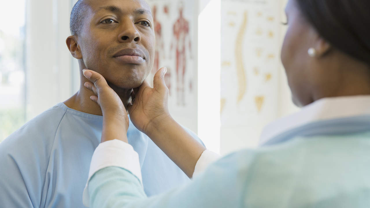 aggressive forms of thyroid cancer
