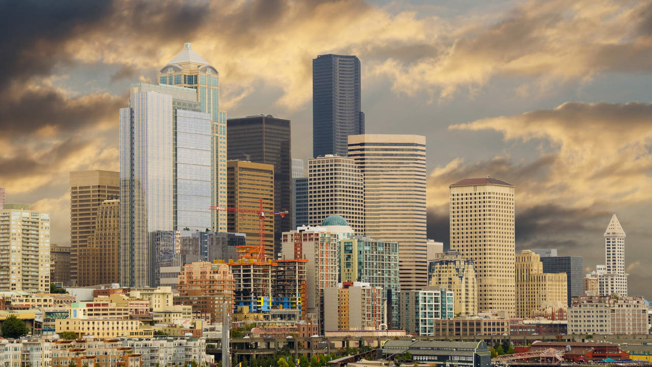 3. Seattle, Washington