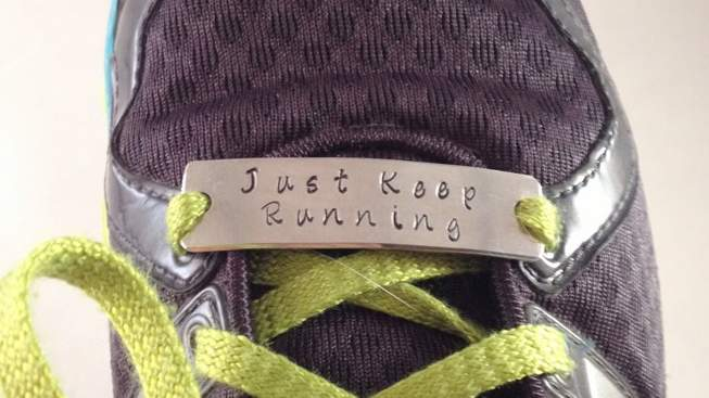 shoelace plate