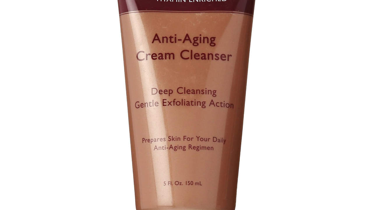 skincare cleanser