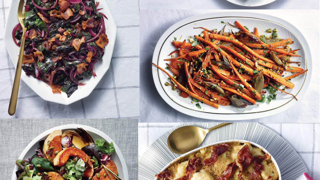6 Superfood Sides for Thanksgiving
