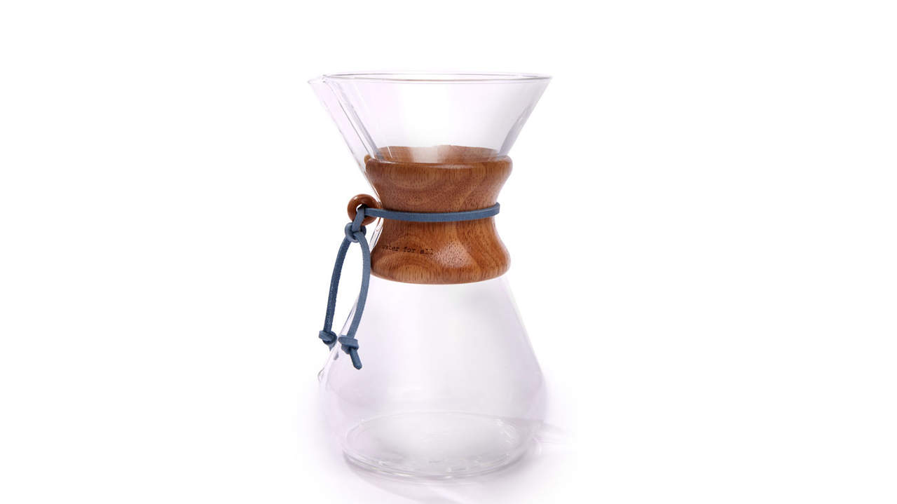 toms chemex coffee maker