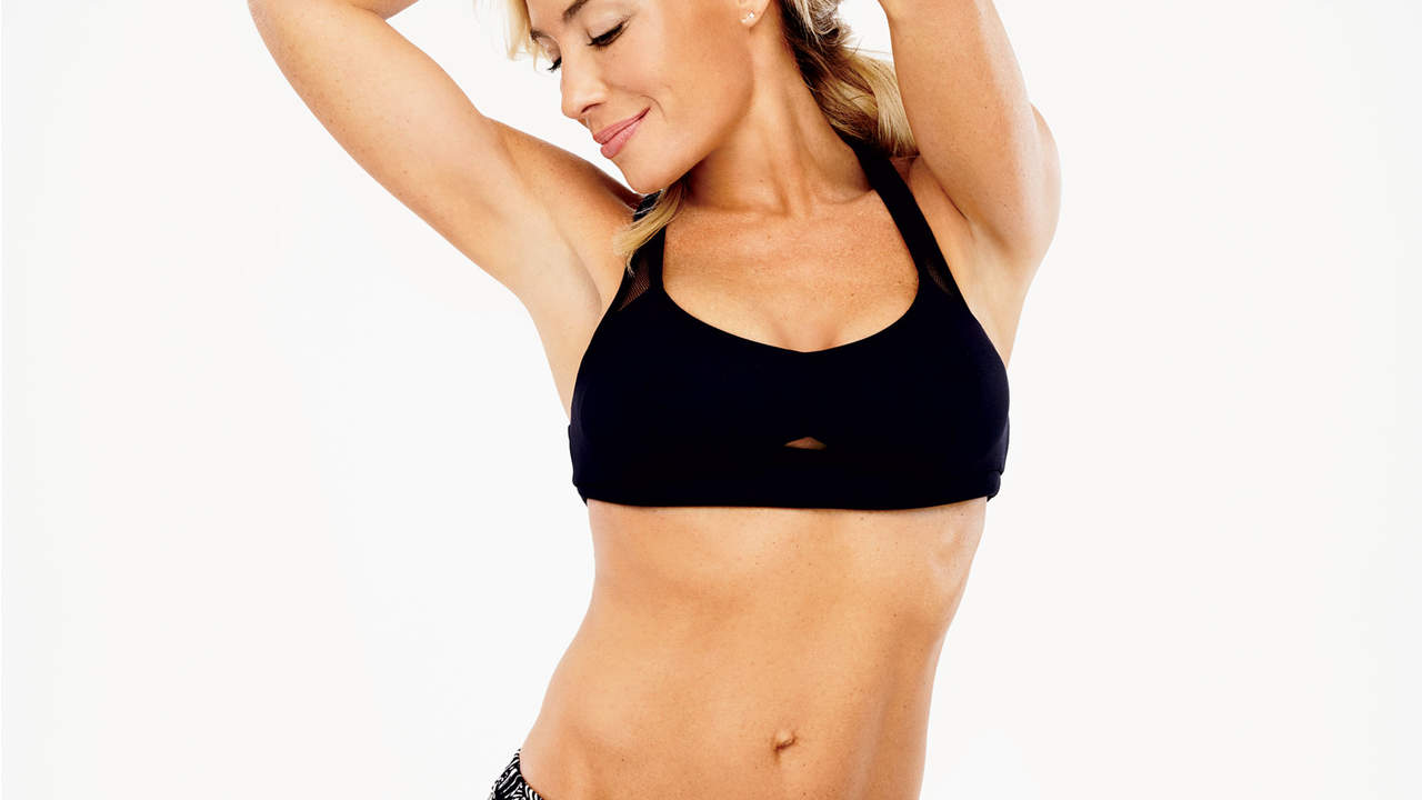 4 Exercises for Flat Abs and Trim Hips