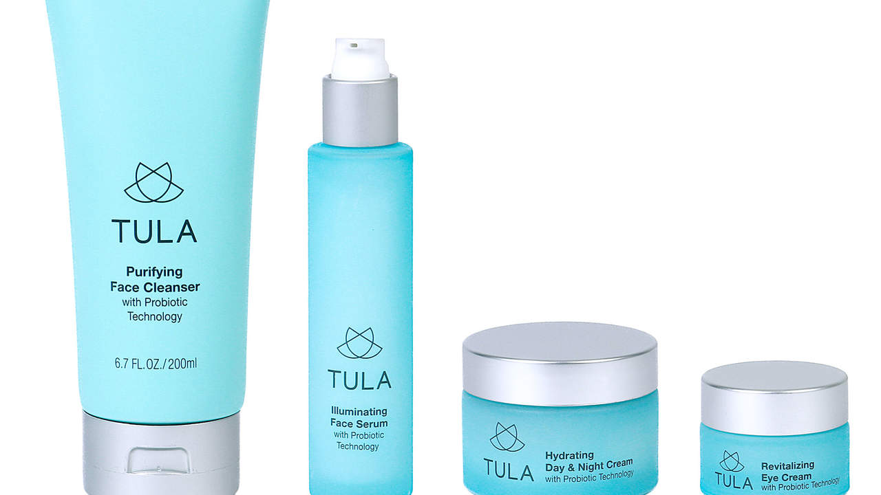 Tula 4 Piece Deluxe Discovery Set