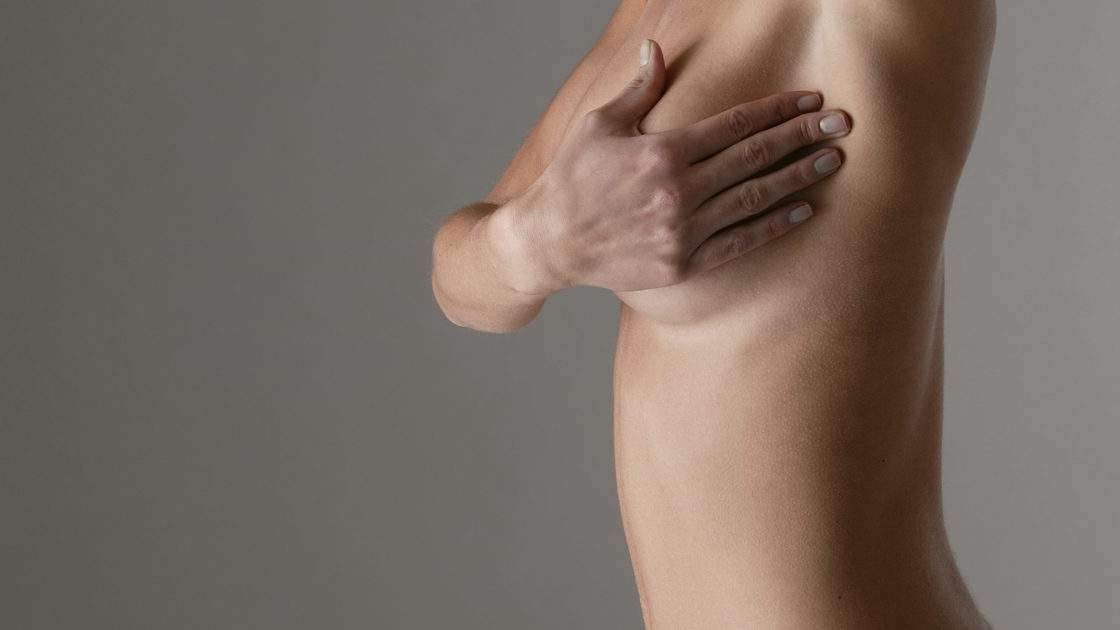 pain breast cancer and underarm