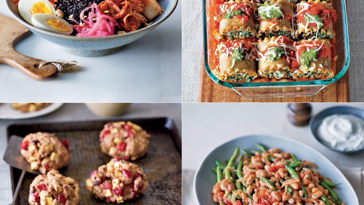 4 Delicious Weeknight Recipes You Can Make Ahead of Time