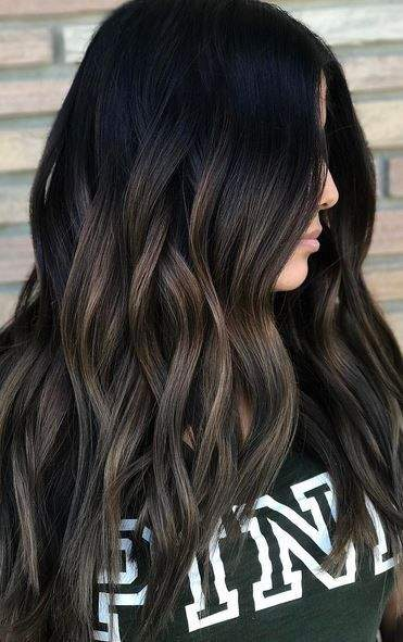 Hair Color Ideas For Brunettes Health