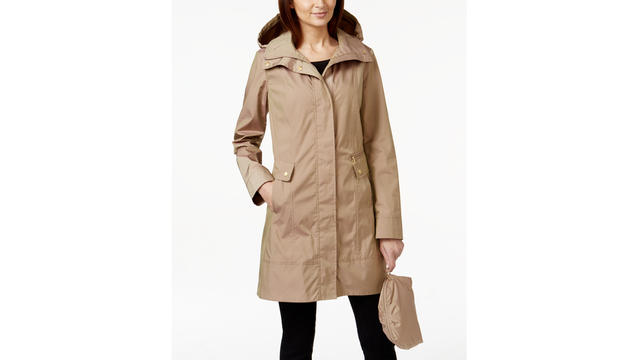 7 Lightweight and Packable Raincoats for Women - Health