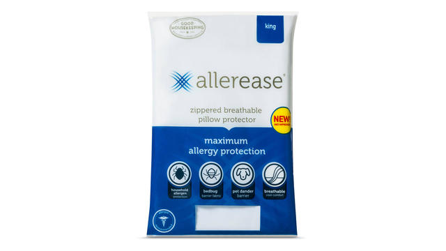 The Best Bedding For Allergies Health Adorable Allergy Free Pillow Covers