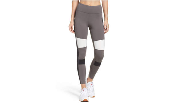 reebok-colorblock-leggings-grey