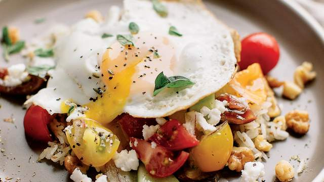 3 Breakfast Recipes Inspired By The Mediterranean Diet