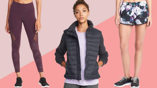 996c6be3cbe88 Old Navy s Black Friday Sale 2017  Best Fitness and Workout Gear ...