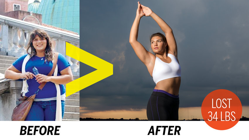 """Weight Loss Success Story: """"I Lost 114 Pounds"""""""