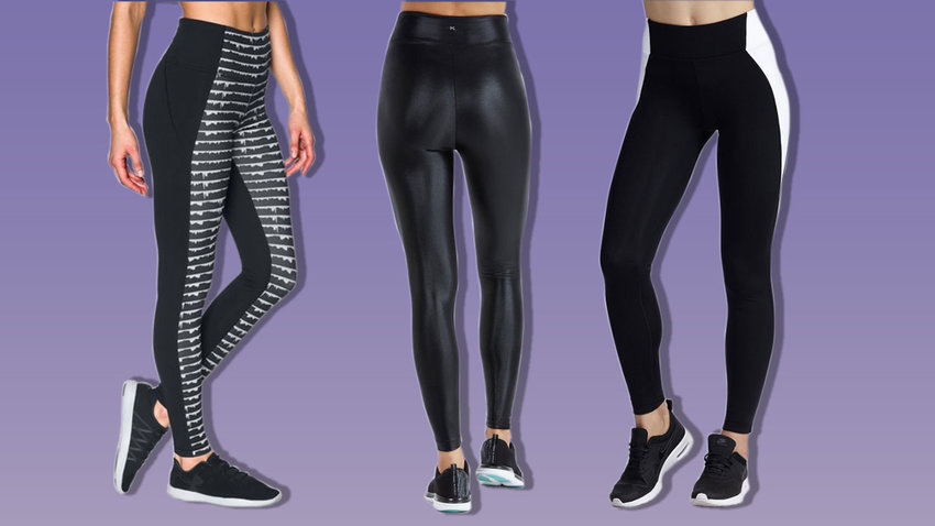 2b0f7232db Good Yoga Pants Brand lVyfDCRI. High-Waisted Workout Leggings That Never  Fall Down ...
