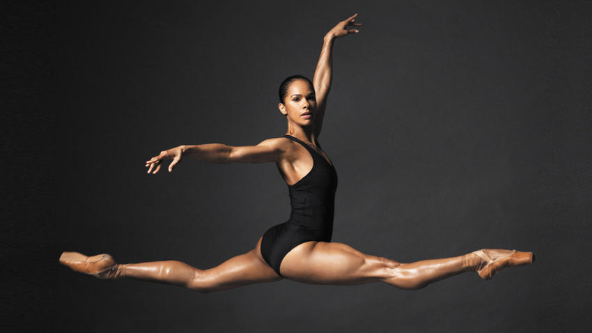 4 exercises to steal from misty copeland for a strong ballerina