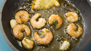 garlic-shrimp