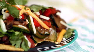 simple-veggie-tostados-recipe-video