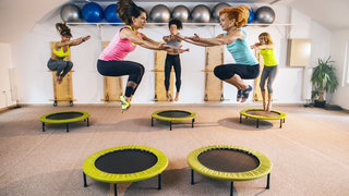 trampoline-class-exercise