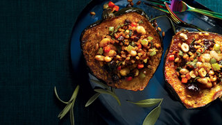 farro-white-bean-stuffed-acorn-squash-recipe