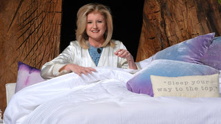 arianna-huffington-sleep-bed