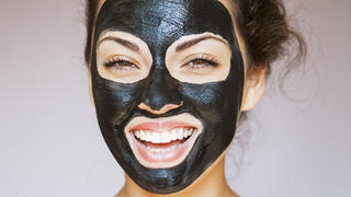 black-mud-facial-mask-beauty