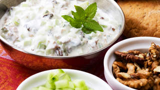 cucumber-walnut-raita-video