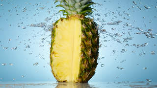 pineapple-fruit-water