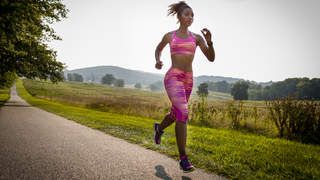breast-cancer-workout-running-exercise