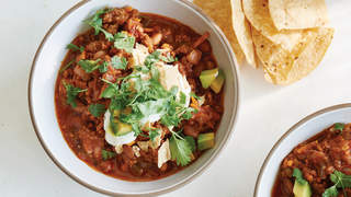 turkey-chili-warm-up-fall-recipes