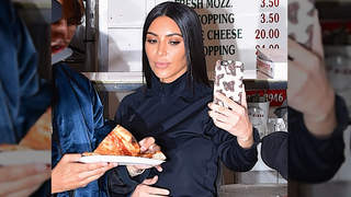 kim-kardashian-pizza-food