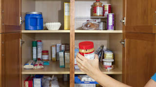healthy foods to stock in your pantry
