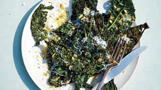 kale pistachio comfort food dining inn recipes by alison roman