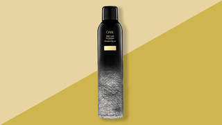 best beauty products for boutique fitness classes oribe gold love dry shampoo