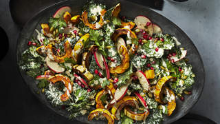 DELICATA-KALE-SALAD-squash-recipes-health-mag-oct-2020