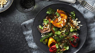 KABOCHA-BROCCOLI-BOWL-squash-recipes-health-mag-oct-2020