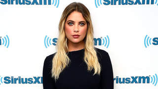 Ashley Benson Says the Pretty Little Liars Posters Were Overly Photoshopped