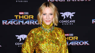 How Cate Blanchett Got 'Properly Fit for the First Time' Thanks to Chris Hemsworth's Trainer: 'It Was Horrendous'