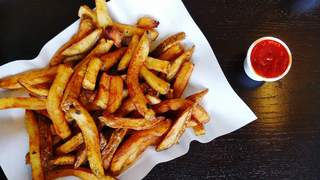 fried potatoes linked mortality risk study french fries