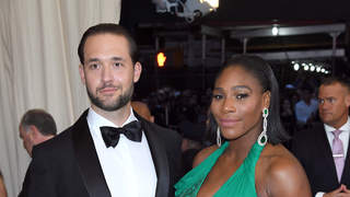 Serena Williams' Fiancé Reveals That She Has the Healthiest Pregnancy Cravings Ever