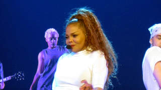 Janet Is Back! Jackson Shows Off Incredible Post-Baby Body as She Kicks Off State of the World Tour