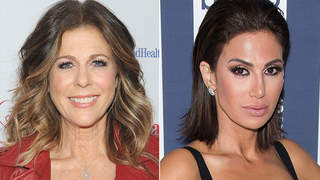 Breast Cancer Survivor Rita Wilson Slams RHOC Cast for 'Very Uncomfortable' Cancer Talks