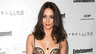 Troian Bellisario Calls for Mandatory Warnings on Photoshopped Ads: 'We All Look Different'