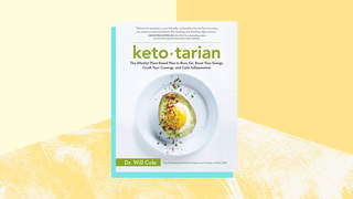best keto cookbooks 2019 ketogenic diet health woman women cooking recipe recipes food book kitchen amazon Ketotarian Plant Based Plan Burn Fat Boost Energy Crush Cravings Calm Inflammation Paperback  Will Cole