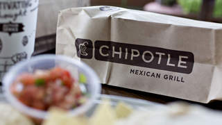 healthy fast food chipotle