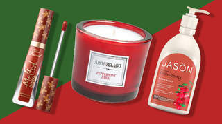 beauty products that smell like christmas