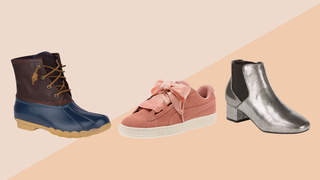 Three fashionable, comfortable shoes on sale on Black Friday 2017